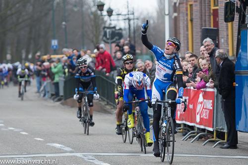 Bart van Haaren wint Houtse Linies 2013